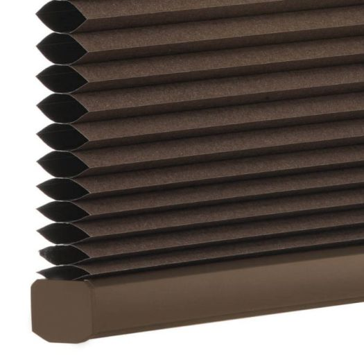 "3/4"" Single Cell Value Plus Blackout Honeycomb Shades 5684"