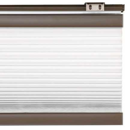 "3/4"" Single Cell Value Plus Blackout Honeycomb Shades 7906"
