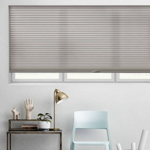 "3/4"" Single Cell Light Filtering Honeycomb Shades 6157"