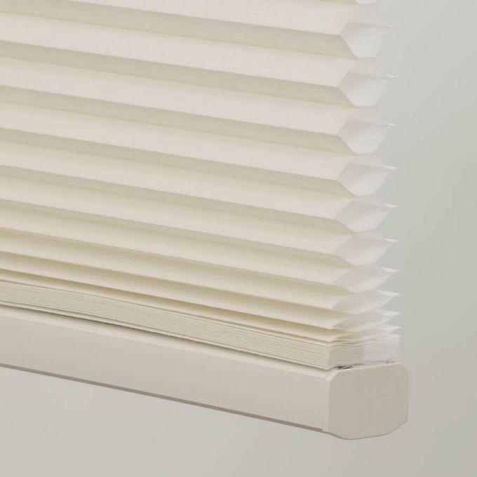 "3/4"" Single Cell Value Plus Light Filtering Honeycomb Shades 5699"