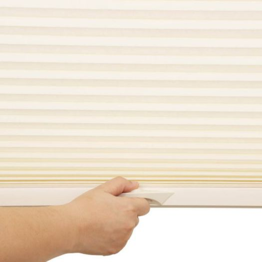"3/4"" Single Cell Value Plus Light Filtering Honeycomb Shades 5701"