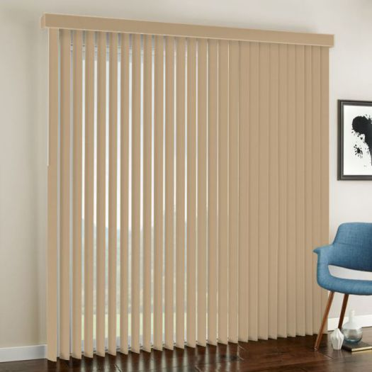 "3 1/2"" Premium Fabric Vertical Blinds 4806"