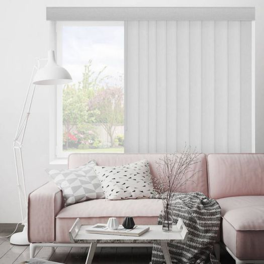 "3 1/2"" Premium Fabric Vertical Blinds 4808"