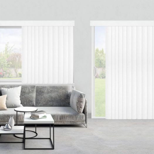 "3 1/2"" Premium Fabric Vertical Blinds 4809"