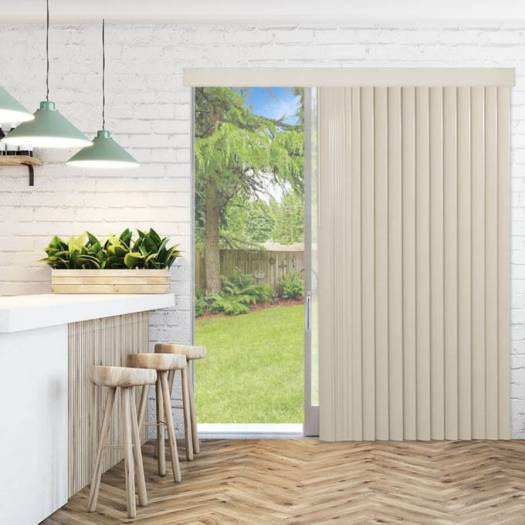 "3 1/2"" Premium Fabric Vertical Blinds 7274"
