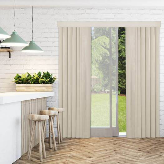 "3 1/2"" Premium Fabric Vertical Blinds 7275"