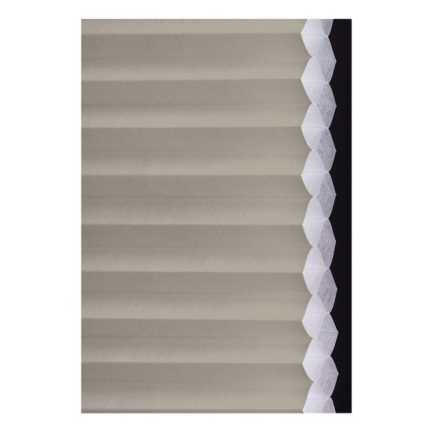 "3/8"" Double Cell (Carriann) Designer Signature Light Filtering Honeycomb Shades 4669 Thumbnail"