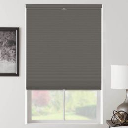 "3/8"" Double Cell Designer Plus Slumber Shade Blackout Shades"