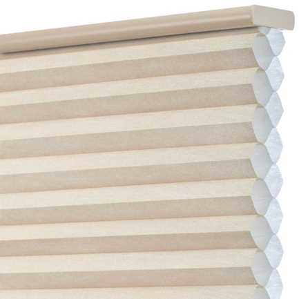 "3/8"" Double Cell (Good Housekeeping) Designer Signature Light Filtering Honeycomb Shades 5262"