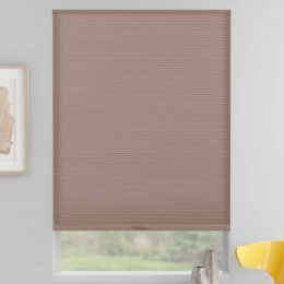 "3/8"" Double Cell (Good Housekeeping) Designer Signature Light Filtering Honeycomb Shades"