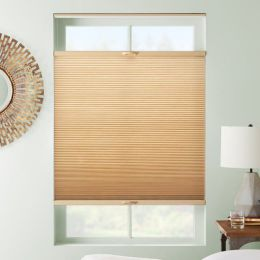 "3/8"" Double Cell Premium Plus Blackout Honeycomb Shades"