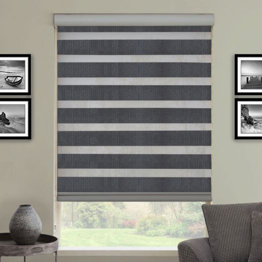 "3"" Light Filtering Sheer Shades 6262"