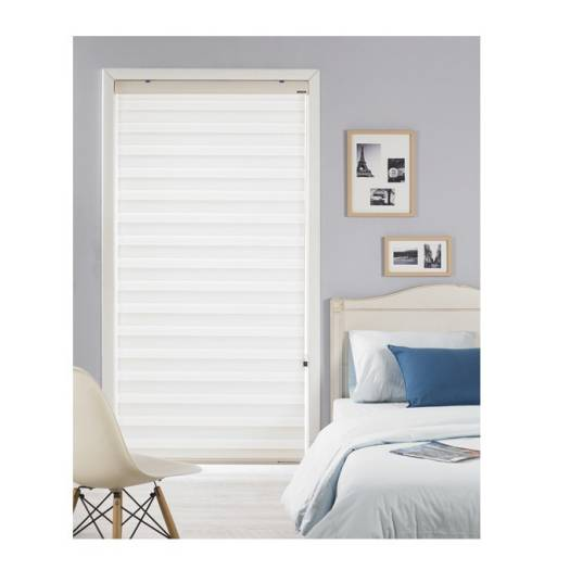 "3"" Light Filtering Sheer Shades 6266"