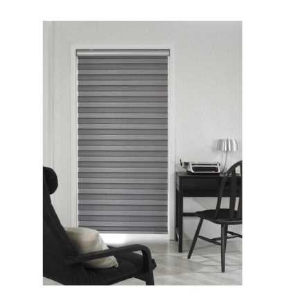 "3"" Value Room Darkening Sheer Shades 4397"