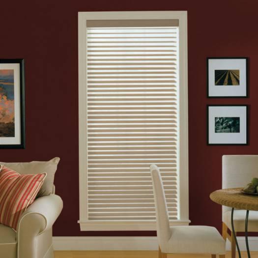"3"" (Good Housekeeping) Designer Signature Linen Light Filtering Sheer Shades 5199"
