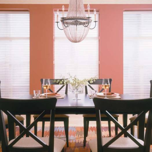 "3"" (Good Housekeeping) Designer Signature Linen Light Filtering Sheer Shades 5200"