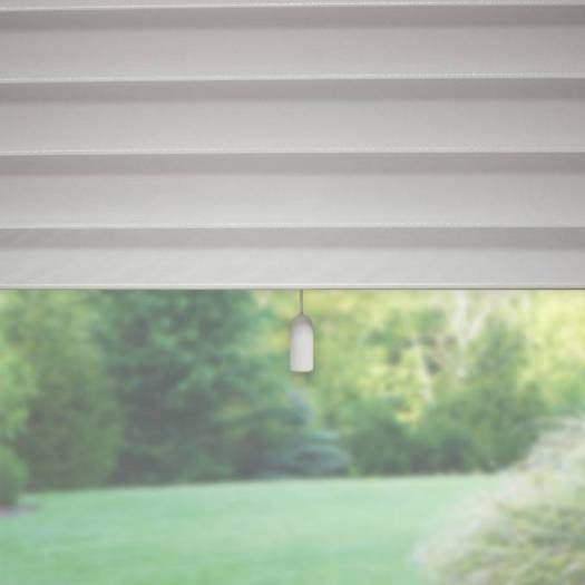 "3"" (Good Housekeeping) Designer Signature Linen Light Filtering Sheer Shades 5202"