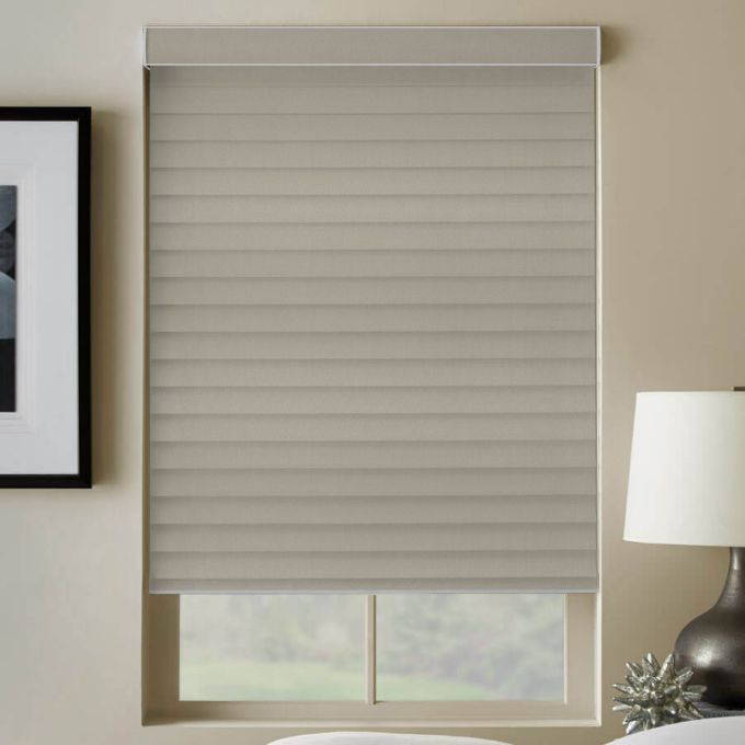 "3"" Premium Light Filtering Sheer Shades"