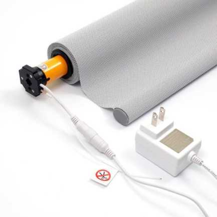 3% SheerWeave Super Value Solar Roller Shades 8017 Thumbnail