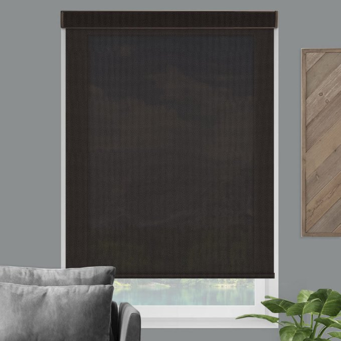 3% SheerWeave Super Value Solar Roller Shades