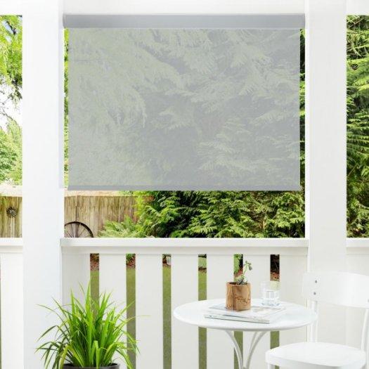 3% SheerWeave Value Outdoor Solar Roller Shades 5139 Thumbnail