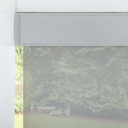 3% SheerWeave Value Outdoor Solar Roller Shades 5140