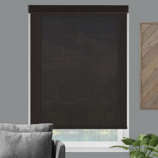 3% SheerWeave Value Solar Roller Shades 5645 Thumbnail