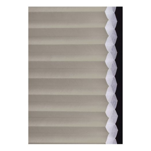 "3/8"" Double Cell (Carriann) Designer Signature Light Filtering Honeycomb Shades 4669"
