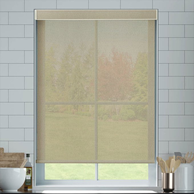 5% Value Plus Solar Roller Shades
