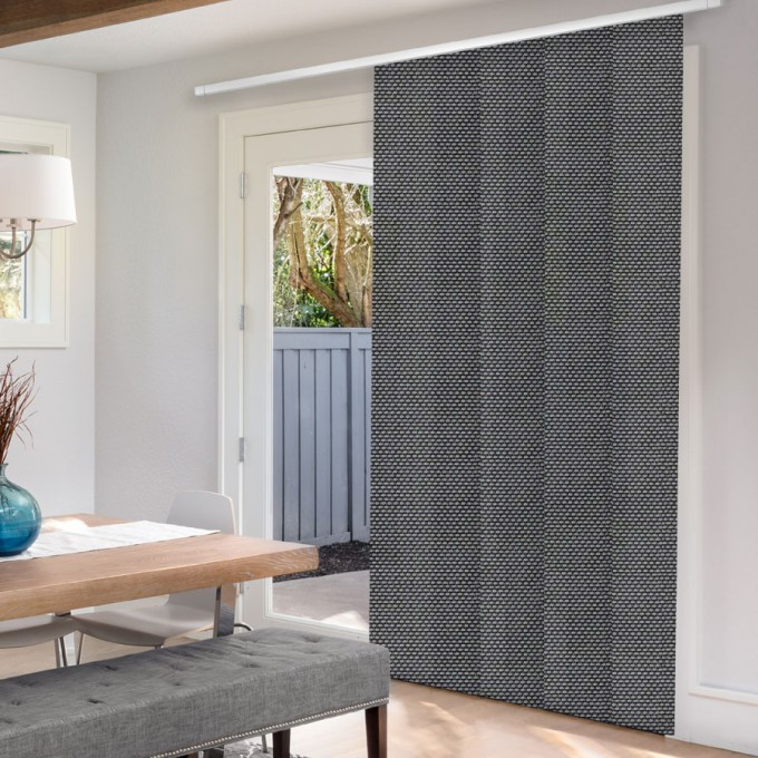 5% SheerWeave Premium Panel Track Blinds