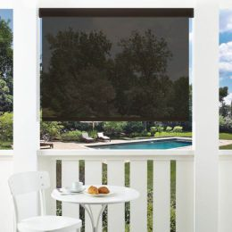 5% SheerWeave Value Outdoor Solar Roller Shades