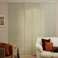7% SheerWeave Premium Panel Track Blinds