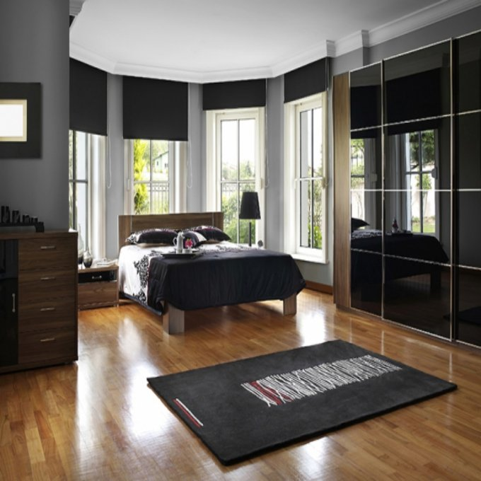 Fabric Blackout Roller Shades