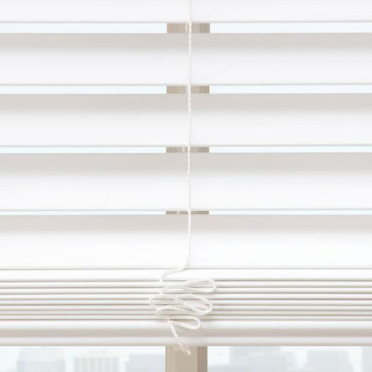 "Super Value 2"" Faux Wood Blinds 6760"