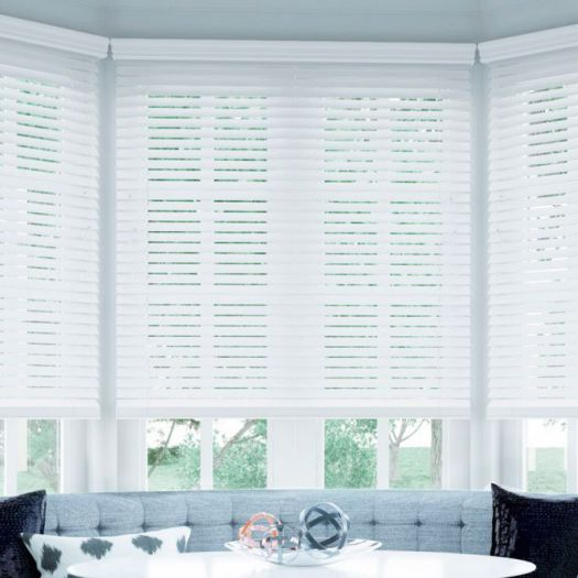 "Super Value 2"" Faux Wood Blinds 6761"