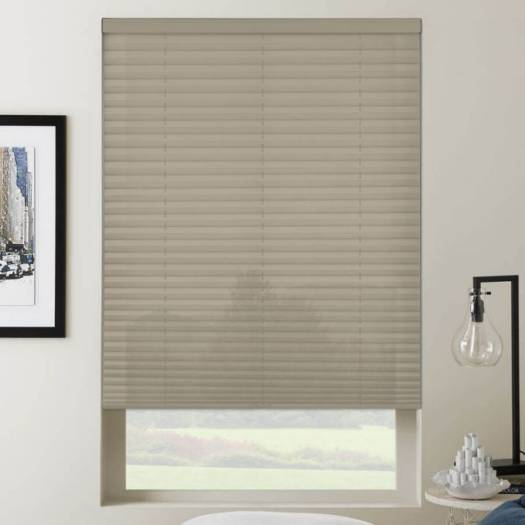 Value Plus Cordless Light Filtering Pleated Shades 4421
