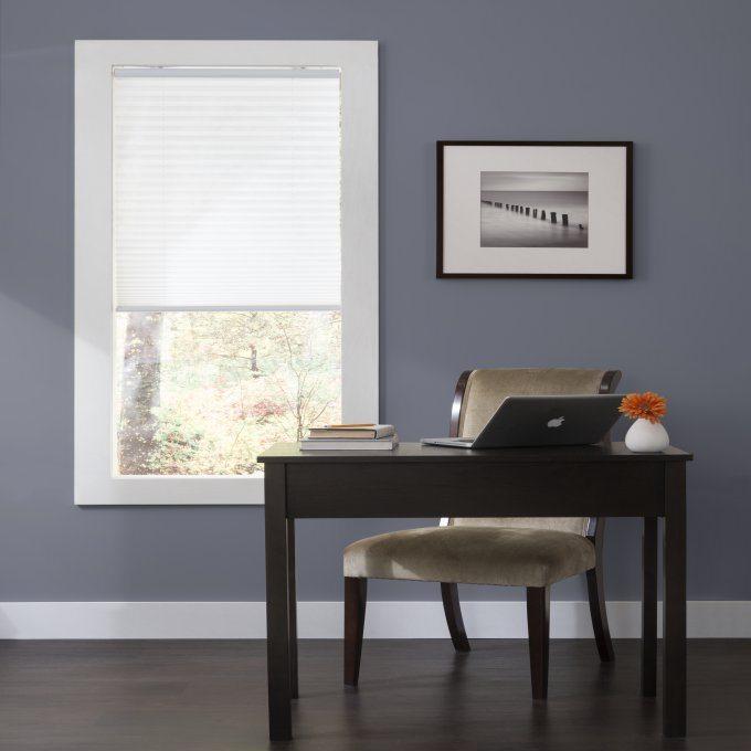 Value Plus Cordless Light Filtering Pleated Shades 4423