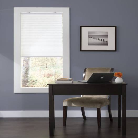 Value Plus Cordless Light Filtering Pleated Shades 4423