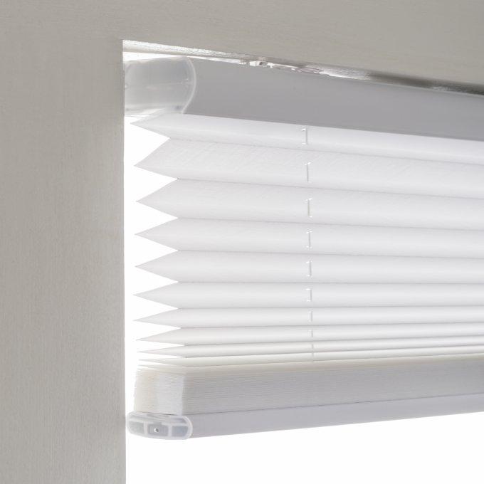Value Plus Cordless Light Filtering Pleated Shades 7240