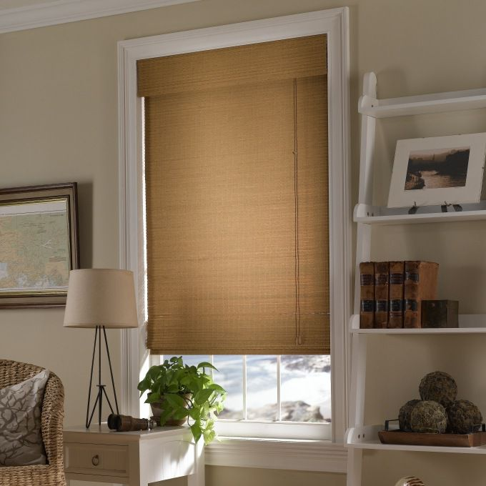 Value Woven Wood Bamboo Shades Select Blinds Canada