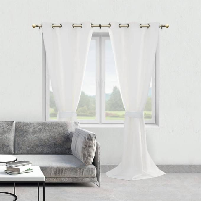 Classic Grommet Drapes/Curtains 7455