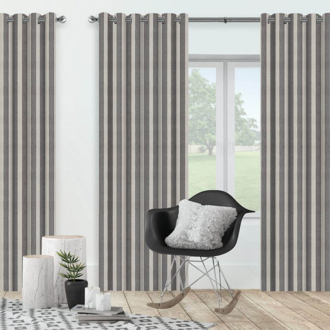 Classic Grommet Drapes/Curtains 7447