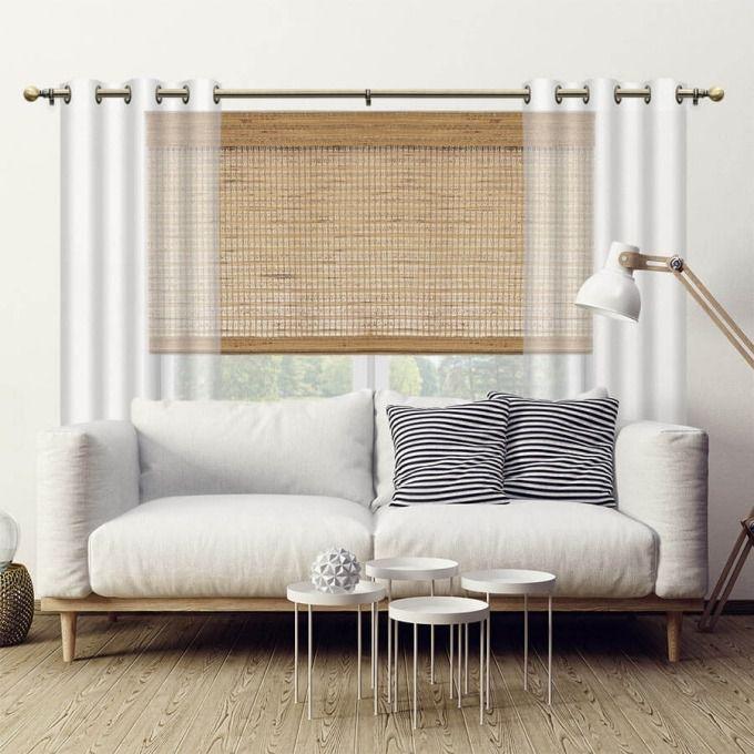 Classic Grommet Drapes/Curtains 7449