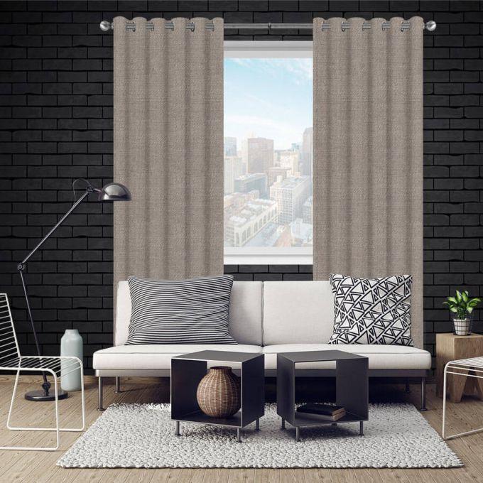 Classic Grommet Drapes/Curtains 7451