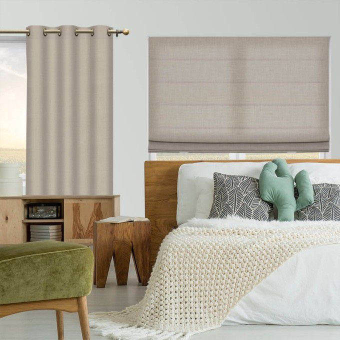 Classic Grommet Drapes/Curtains 7453