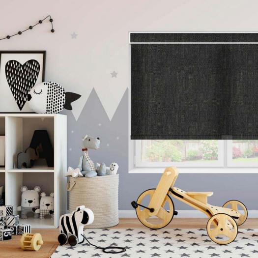 Designer Fabric Roller Shades 7185