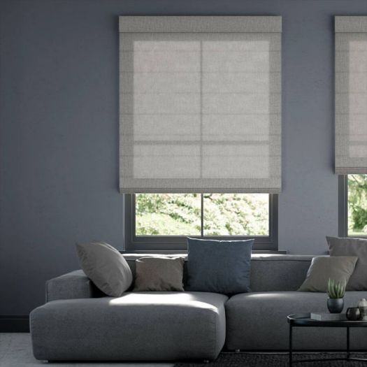 Contemporary Roman Shades 7071