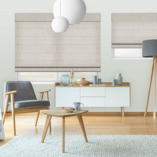 Contemporary Roman Shades 7075