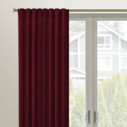 Designer Back Tab Custom Made Drapes