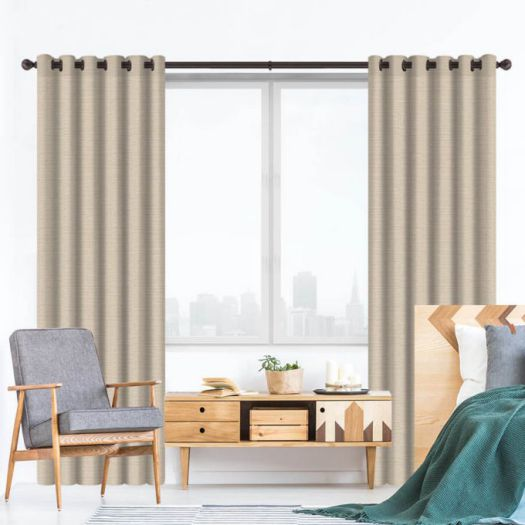 Designer Grommet Custom Made Drapes 5312